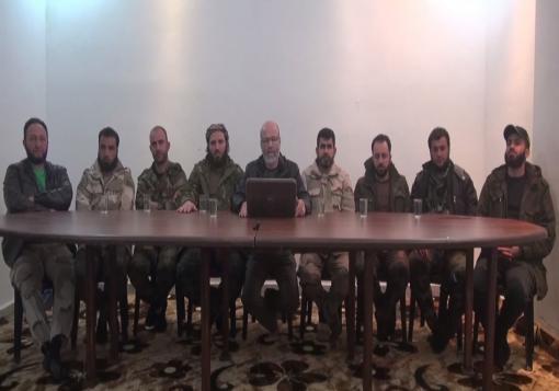 صورة الشامية تعلن عن غرفة عمليات، وبراميل الأسد تعود من جديد
