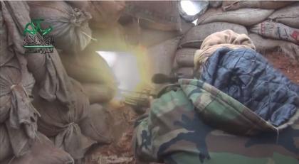 صورة ثوار إدلب يعلنون عن معركة تحرير  الفوعة