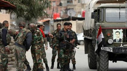 صورة النظام يصعد في درعا والثوار يستعدون للمعركة