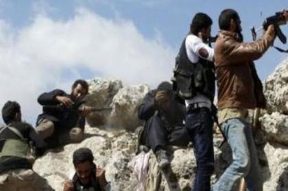 صورة مقتل ضابط إيراني وإصابة مراسلين للإخبارية السورية في ريف درعا