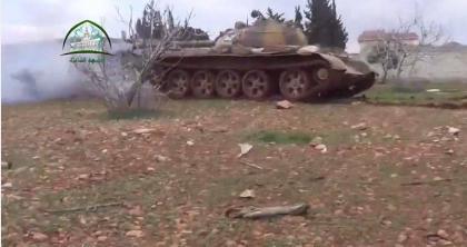 صورة مقتل أكثر من 25 عنصراً لقوات الأسد جنوب حلب