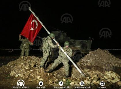 صورة تركيا تنقل ضريح سليمان شاه من سورية إلى أراضيها