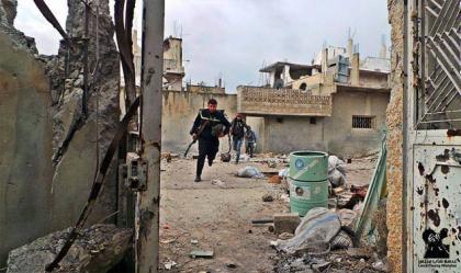 صورة معارك درعا الأعنف بين الثوار ومليشيات الأسد