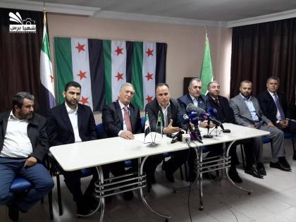 صورة قرار رفض مبادرة ميستورة يصب في مصلحة الثورة السورية