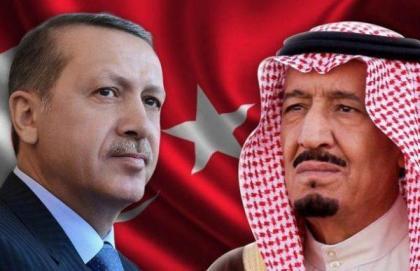 صورة التقارب السعودي التركي وتبعاتها على الثورة السورية