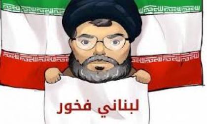 صورة حسن نصر الله.. أجير بشار ومعلمه