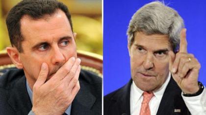 صورة التنسيق الأمريكي مع الأسد على المكشوف