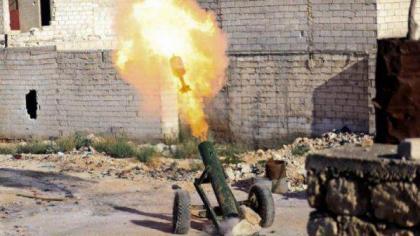 صورة معركة فاصلة أعلن عنها الثوار في إدلب