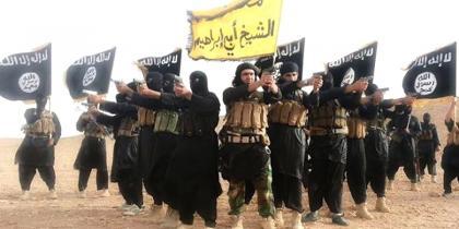صورة مقتل عشرات الجنود من قوات الأسد بهجوم مباغت لداعش على طريق السلمية