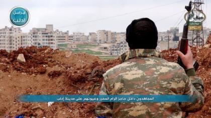 صورة وصايا غرفة عمليات جيش الفتح لمقاتليها