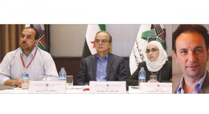 صورة الجولة الثانية من ملتقى موسكو بين المعارضة ونظام الأسد