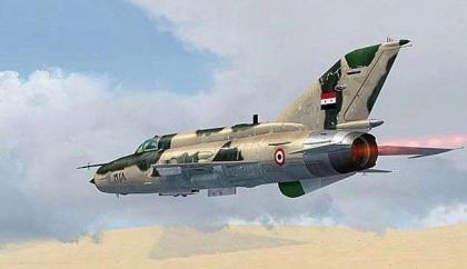صورة أكثر من 35 غارة جوية بإدلب وطيران الأسد يقصف مواقعه في المسطومة بالخطأ