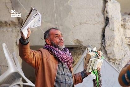 صورة لليوم الرابع.. قوات الأسد تستمر في حملتها الجوية على حلب