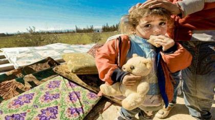 صورة تفاقم الأزمة المعيشة في سورية مع ارتفاع سعر الصرف الدولار