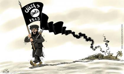 صورة هل ستطلق داعش معركة الثأر للعفيفة زوجة وزير النفط التي اختطفها الأمريكان؟