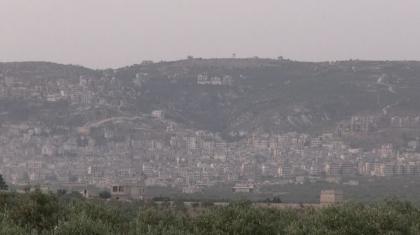 صورة أريحا على مرمى نظر ثوار فتح إدلب