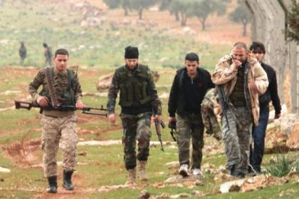 صورة هل سيكتفي ثوار حلب في التصدي لداعش؟
