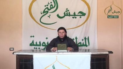 صورة ثوار الجنوب السوري يعلنون عن تشكيل جيش فتح الجنوب