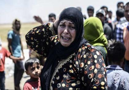 صورة داعش والأسايش الكردية يكذبان.. التهجير والإبادة شرق سورية حقيقة