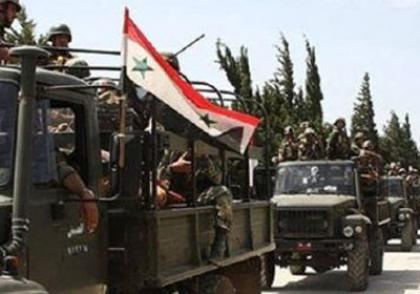 صورة قوات الأسد تعزز على جبهة حلب الجديدة والثوار متحمسون لبدء المعركة