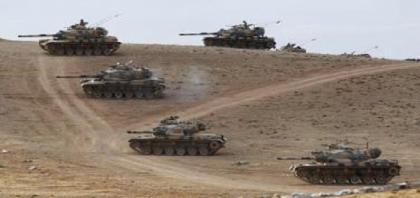 صورة أردوغان يؤكد أن الأسد وداعش حليفان, وتركيا تتوقع زيادة في عدد اللاجئين