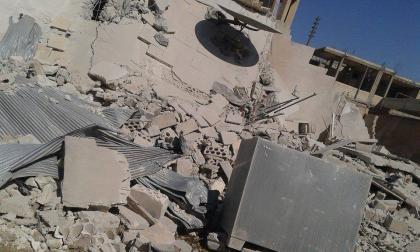 صورة شهداء وجرحى في حلب ثالث أيام العيد