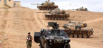 صورة هل دخلت تركيا الحرب فعلاً ضد داعش