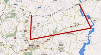 صورة التصريحات بإقامة منطقة عازلة تجدد أمال السوريين
