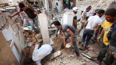 صورة اشتباكات في حلب وقوات الأسد ترتكب مجزرة في حي جب القبة
