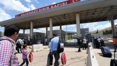صورة وعود تركية بحل أزمة المعابر