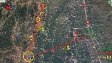 صورة جيش الفتح يستعيد المواقع التي خسرها ويتقدم