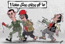صورة دريد لحام: يعانق القتلى على الجبهات.. ويدس السم لضحايا فنه!