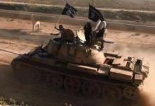 صورة داعش تدخل القريتين بريف حمص