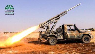 صورة جيش الفتح يحرر بلدة القرقور وتلتها الاستراتيجية
