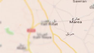 صورة داعش تتقدم شمال حلب وتسيطر على أم حوش