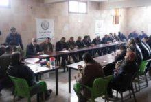 صورة مجلس محافظة حلب الحرة يعلن ريف حلب الشمالي منطقة منكوبة