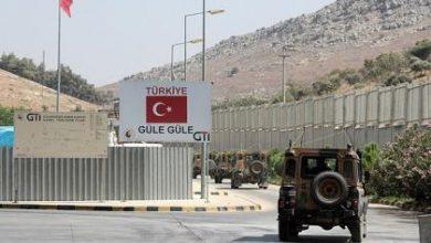 صورة مقتل جندي تركي وإغلاق معبر باب الهوى بشكل كلي