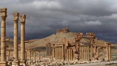 صورة قوات الأسد تكثف من حملتها الجوية على تدمر