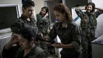 صورة مليشيات الحماية الكردية تصعد في حي الشيخ مقصود شمال غرب حلب
