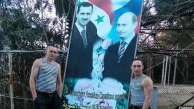 صورة أكثر من ألفي جندي روسي يتمركزون في حماة