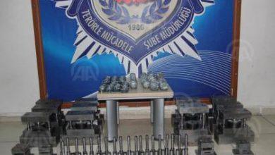 صورة السلطات التركية تلقي القبض على خلية تابعة لداعش