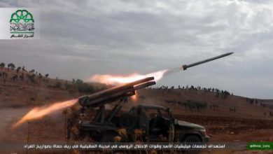 صورة الثوار بريف حماة يستعيدون ما خسروه أمام قوات الأسد