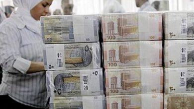 صورة ارتفاع ملحوظ في أسعار صرف الدولار أمام الليرة