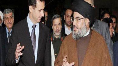 صورة الجولاني: خمسة ملايين يورو لرأسي الأسد ونصر الله