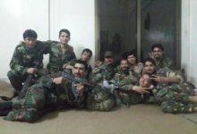 صورة بعد المليشيات الشيعية الأسد يستقطب مرتزقة شيوعيين