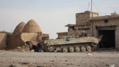 صورة معارك جنوب حلب مستمرة.. والثوار يدمرون عدد آخر من مدرعات الأسد
