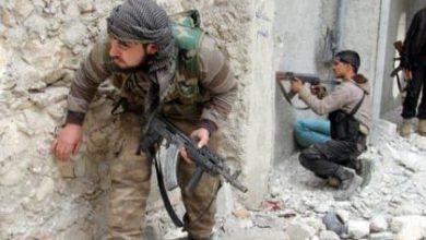 صورة مقتل العشرات من جنود الأسد بريف حمص بينهم قائد غرفة العمليات