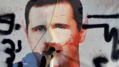 صورة متى سيتنحّى الأسد؟