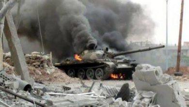 صورة مضادات الثوار تحصد أكثر من ثلاثين دبابة منذ بدء الهجوم جنوب حلب