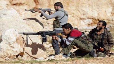 صورة معارك عنيفة في ريف حماة الشمالي وقصف جوي روسي يستهدف جنوبي ادلب